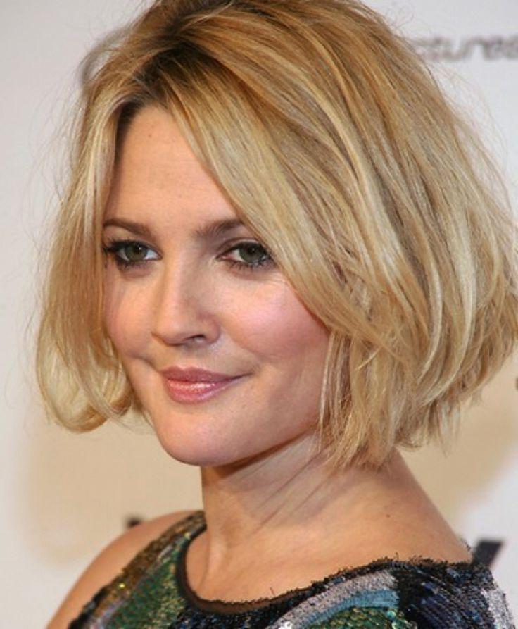31 Best Short Hairstyles For Round And Chubby Faces Images On In Short Haircuts For Chubby Face (View 7 of 20)
