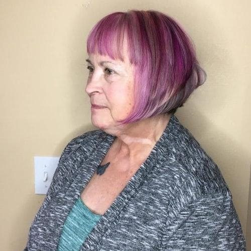 32 Absolutely Perfect Short Hairstyles For Older Women For Mature Short Hairstyles (View 8 of 20)