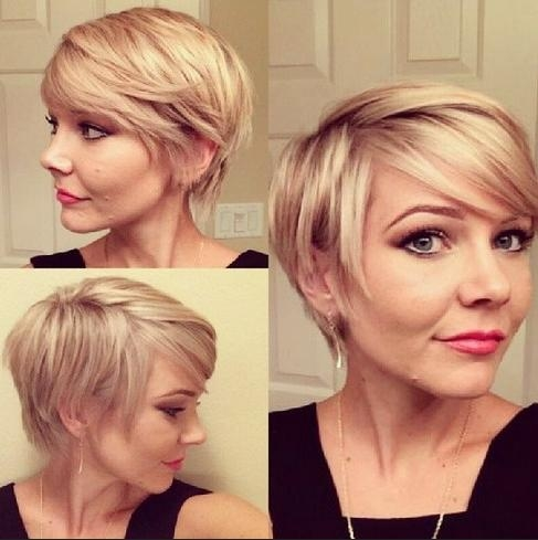 32 Stylish Pixie Haircuts For Short Hair – Popular Haircuts Within Short Hairstyles For Spring (View 5 of 20)