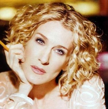 34 Best Curly Haircut Ideas Images On Pinterest | Hair, Curly Inside Carrie Bradshaw Short Haircuts (View 5 of 20)
