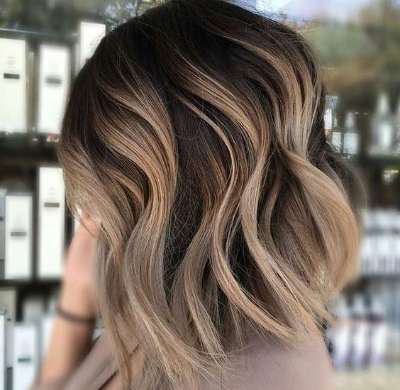 35 Balayage Styles And Color Ideas For Short Hair In Short Hairstyles With Balayage (View 6 of 20)