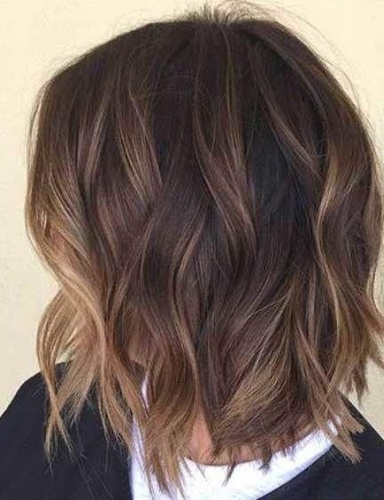 35 Balayage Styles And Color Ideas For Short Hair Inside Short Hairstyles With Balayage (View 7 of 20)