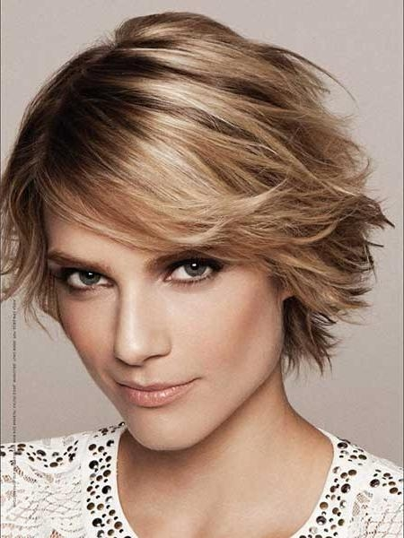 35 Cute Short Haircuts 2014 | Short Hairstyles 2016 – 2017 | Most With Regard To Short Hairstyles For Pointy Chins (View 12 of 20)