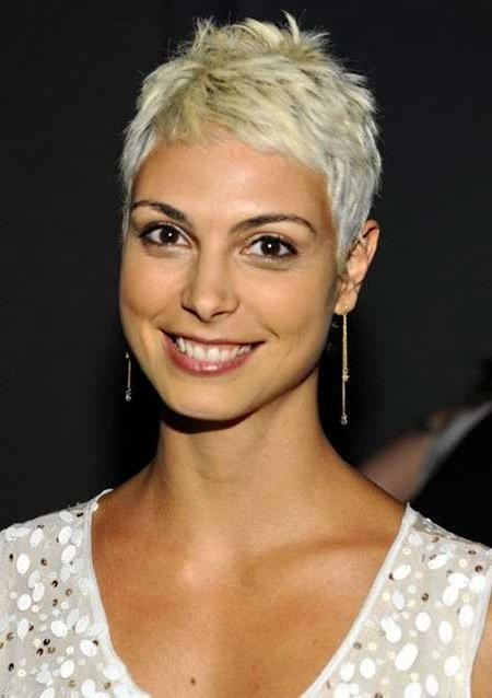 35 Short Hair Color Ideas | Short Hairstyles 2016 – 2017 | Most Pertaining To Platinum Blonde Short Hairstyles (View 12 of 20)
