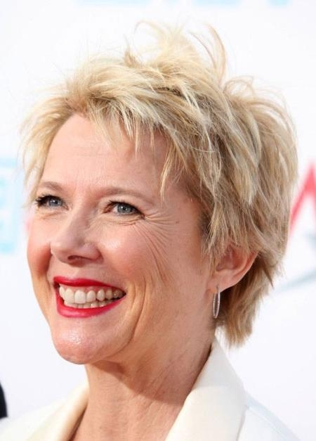 Photo Gallery of Short Haircuts For Seniors (Viewing 4 of 20 Photos)