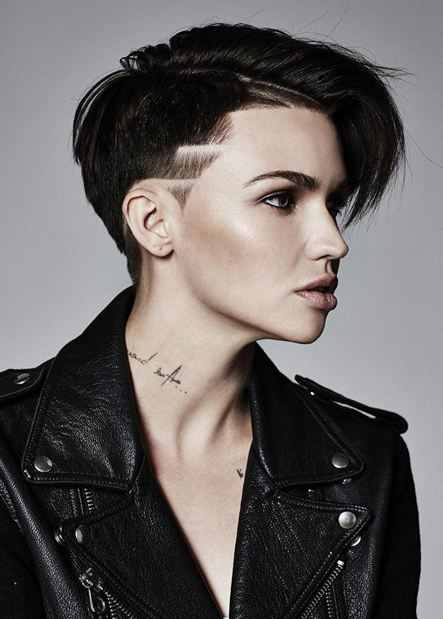 366 Best Ruby Rose Images On Pinterest | Hairstyles, Ruby Rose And Regarding Ruby Rose Short Hairstyles (View 10 of 20)