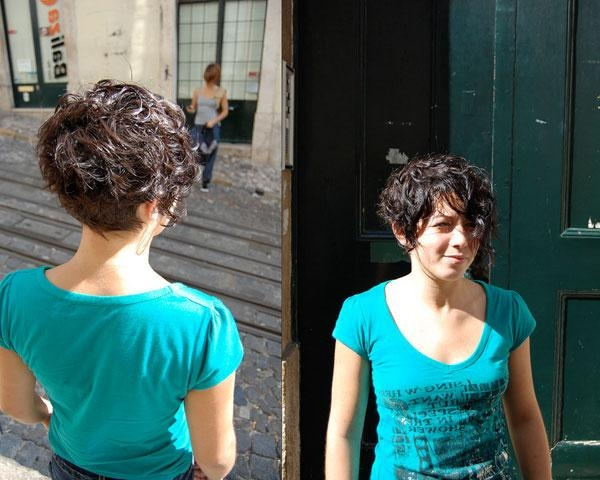 37 Modern Short Hairstyles For Thick Hair Throughout Thick Curly Short Haircuts (View 8 of 20)