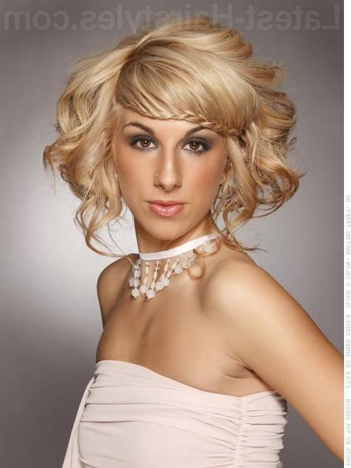 38 Best Hairstyles Images On Pinterest | Hair, Change And Cities With Short Hairstyles For Formal Event (View 18 of 20)