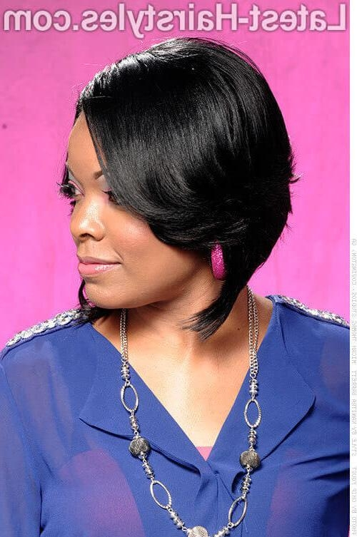 38 Best Short Hairstyles & Haircuts For Black Women In 2018 Pertaining To Soft Short Hairstyles For Black Women (View 5 of 20)