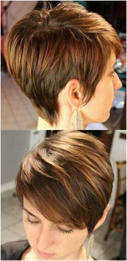 40 Best Short Hairstyles 2014 – 2015 | The Best Short Hairstyles Inside Pixie Layered Short Haircuts (View 6 of 20)