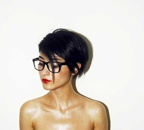 40 Long Pixie Hairstyles | The Best Short Hairstyles For Women Throughout Symmetrical Short Haircuts (View 5 of 20)