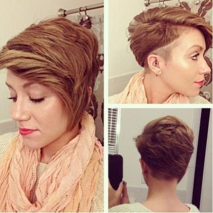40 Pretty Short Haircuts For Women: Short Hair Styles Intended For Short Haircuts For Curvy Women (View 7 of 20)