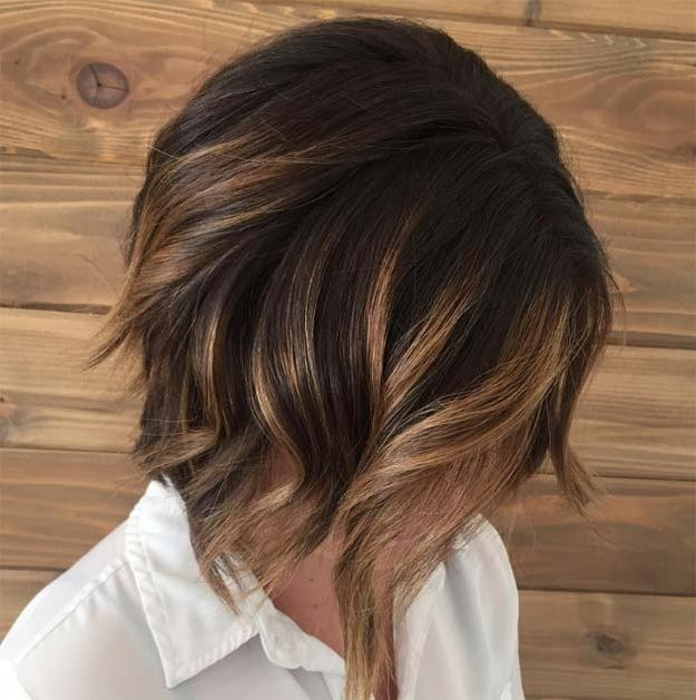 42 Balayage Ideas For Short Hair – The Goddess With Regard To Short Hairstyles With Balayage (View 8 of 20)