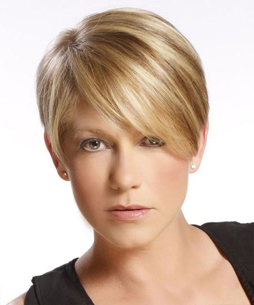 44 Unique Short Hairstyles For Oval Faces – Cool & Trendy Short Regarding Short Hairstyles For Fine Hair Oval Face (View 4 of 20)