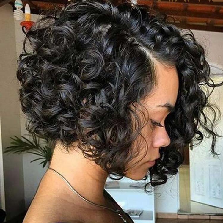 45 Ravishing African American Short Hairstyles And Haircuts | Page For Short Hairstyles For Round Faces African American (View 3 of 20)