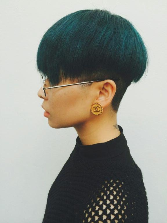 475 Best Short Hair Images On Pinterest | Couture, Colors And Make Up Throughout Short Haircuts For Studs (View 11 of 20)