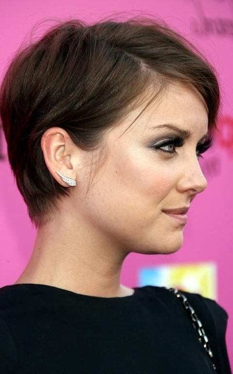 49 Best Ear Tuck Hairstyles Images On Pinterest | Hairstyles With Short Hairstyles Cut Around The Ears (View 5 of 20)