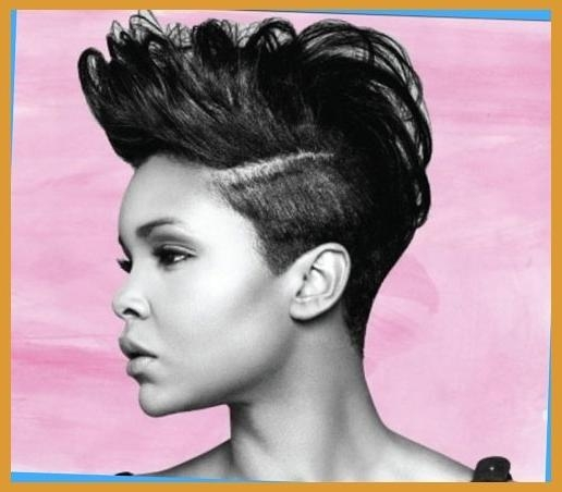5 Beautiful Short Haircuts For Round Faces African American Throughout Short Haircuts For Round Faces African American (View 5 of 20)