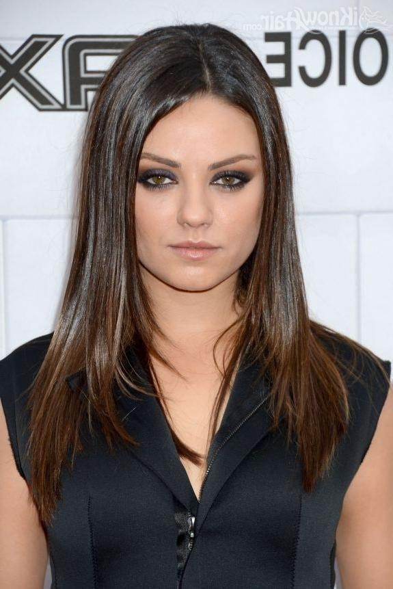 5 Best Of Mila Kunis Hairstyles – Hairstyleceleb With Mila Kunis Short Hairstyles (View 4 of 20)