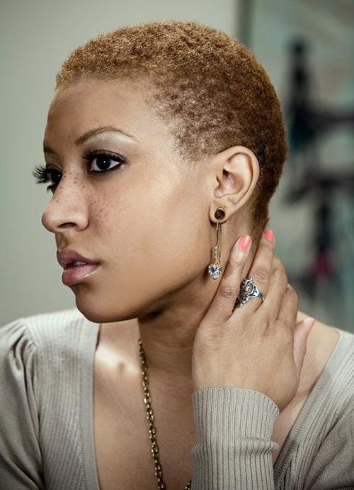 5 Good Short Normal Haircuts For Natural Colored African American Inside African Short Haircuts (View 17 of 20)