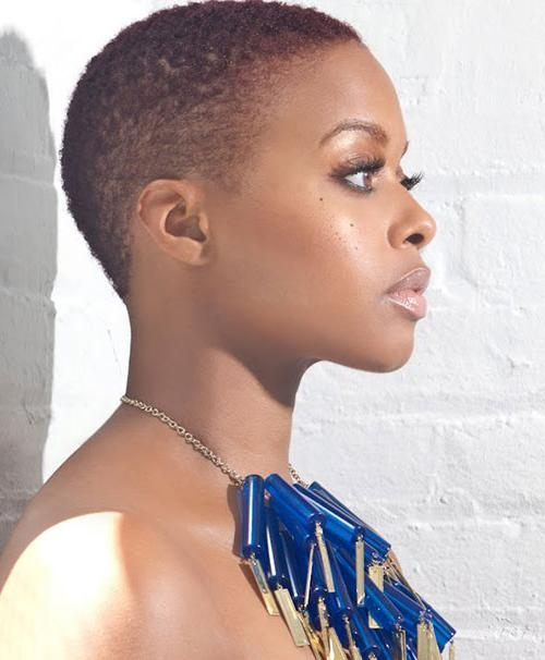 5 Stunning Super Short Natural Haircuts African American|Cruckers Intended For African Short Haircuts (Gallery 7 of 20)