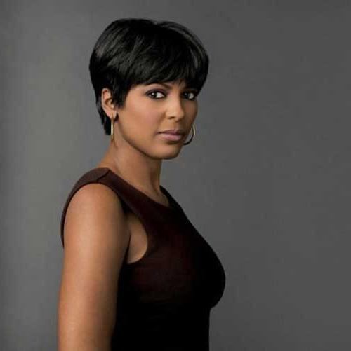 5 Tremendous Short Haircuts For Thick Hair African American – Cruckers For Short Haircuts For Black Women With Thick Hair (View 9 of 20)