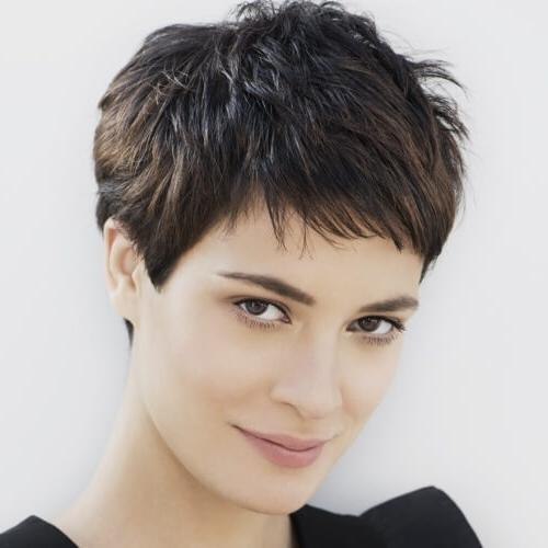 50 Alluring Short Haircuts For Thick Hair | Hair Motive Hair Motive For Great Short Haircuts For Thick Hair (View 11 of 20)