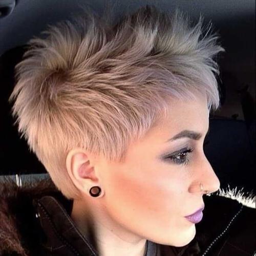 50 Alluring Short Haircuts For Thick Hair | Hair Motive Hair Motive With Edgy Short Haircuts For Thick Hair (View 11 of 20)