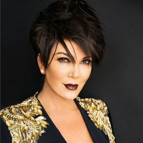 50 Alluring Short Haircuts For Thick Hair | Hair Motive Hair Motive With Regard To Short Haircuts For Thick Hair With Bangs (View 12 of 20)