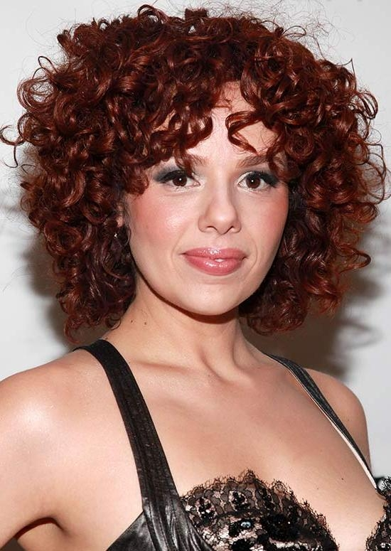 50 Best Hairstyles For Short Red Hair With Regard To Auburn Short Hairstyles (View 2 of 20)