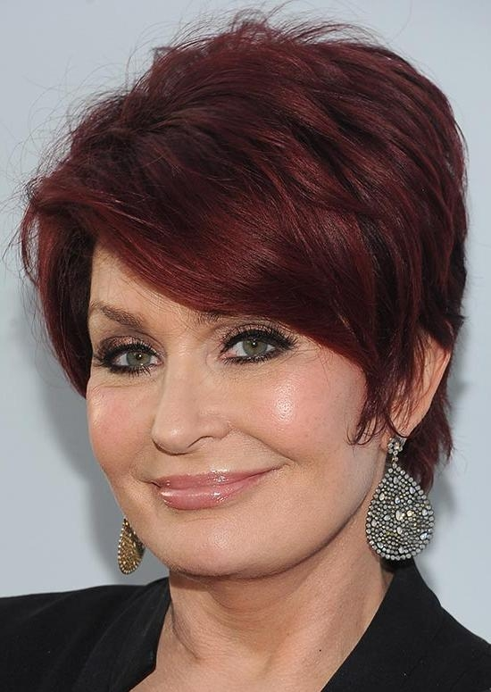 50 Best Hairstyles For Short Red Hair Within Auburn Short Hairstyles (View 3 of 20)