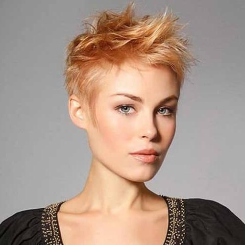 50 Breathtaking Strawberry Blonde Ideas | Hair Motive Hair Motive In Strawberry Blonde Short Haircuts (View 9 of 20)