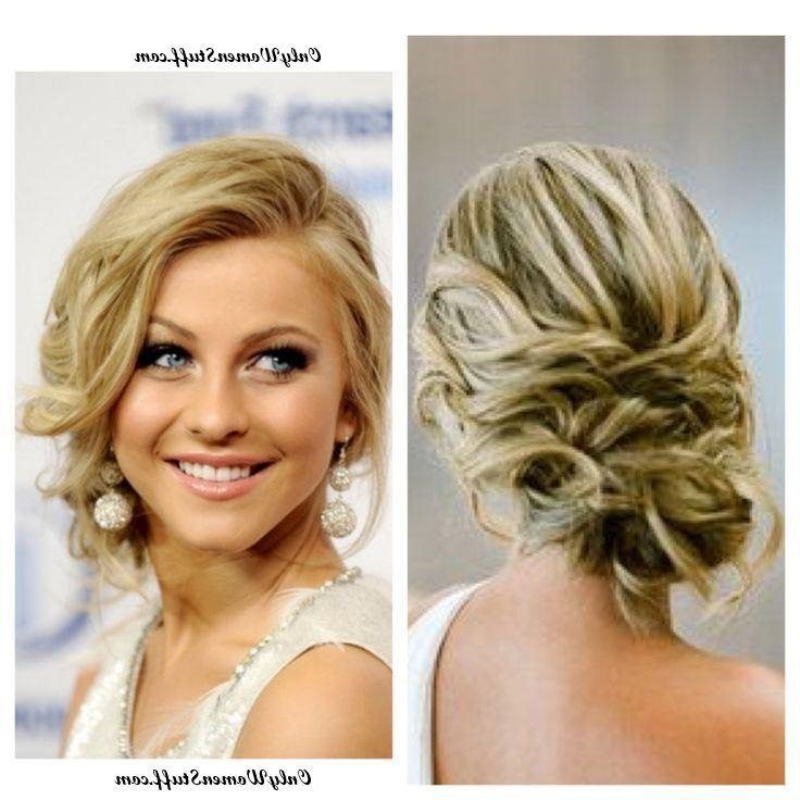 50+ Easy Prom Hairstyles & Updos Ideas (Stepstep) Pertaining To Short Hairstyles For Prom Updos (View 3 of 20)