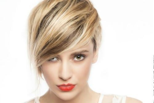 50 Most Intriguing Side Swept Bangs For 2017 With Regard To Side Swept Short Hairstyles (View 6 of 20)