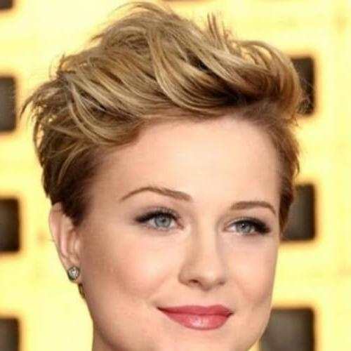 50 Remarkable Short Haircuts For Round Faces | Hair Motive Hair Motive Regarding Edgy Short Hairstyles For Round Faces (View 13 of 20)