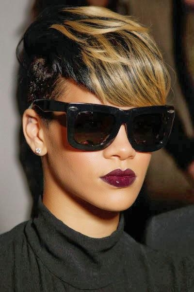 50 Stylish Short Hairstyles For Black Women Throughout Dramatic Short Haircuts (View 7 of 20)