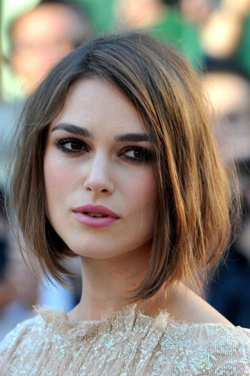 52 Short Hairstyles For Round, Oval And Square Faces In Short Hairstyles For A Square Face (View 15 of 20)