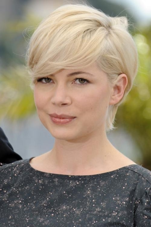 52 Short Hairstyles For Round, Oval And Square Faces Within Funky Short Haircuts For Round Faces (View 14 of 20)