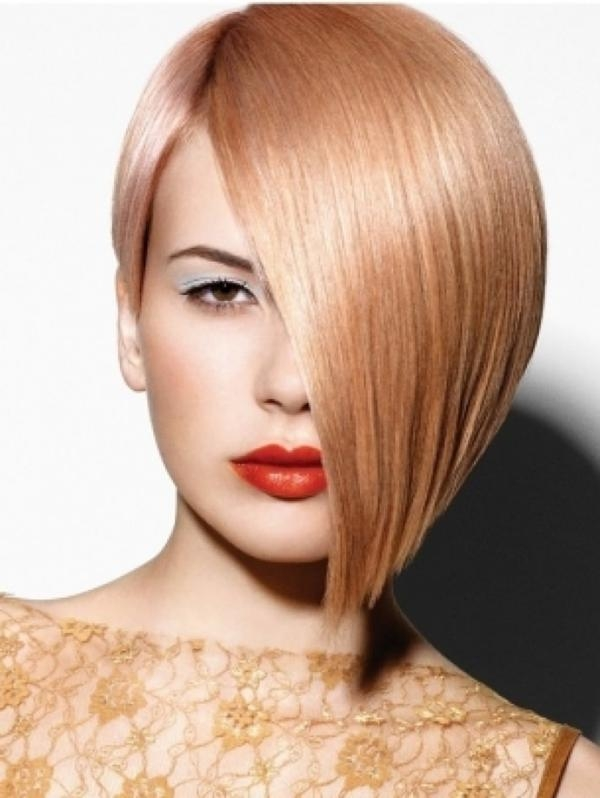 55 Of The Most Attractive Strawberry Blonde Hairstyles Regarding Strawberry Blonde Short Hairstyles (View 15 of 20)