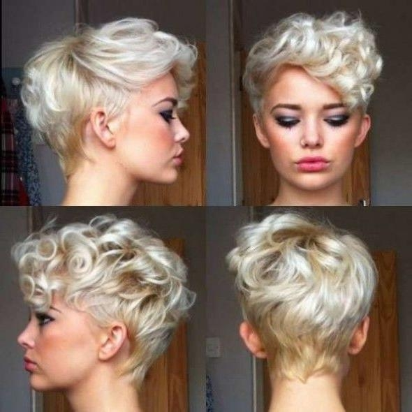 57 Best Short Hairstyles Images On Pinterest | Hairstyles, Colors Pertaining To Short Hairstyles For Growing Out A Pixie Cut (View 6 of 20)