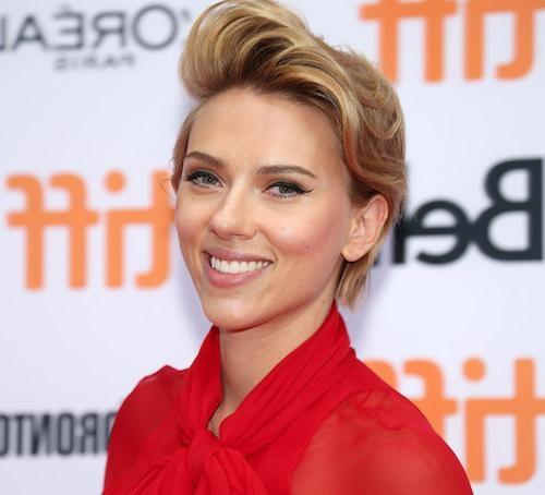 58 Scarlett Johansson Hairstyles, Haircuts You'll Love 2017 Inside Scarlett Johansson Short Hairstyles (View 1 of 20)