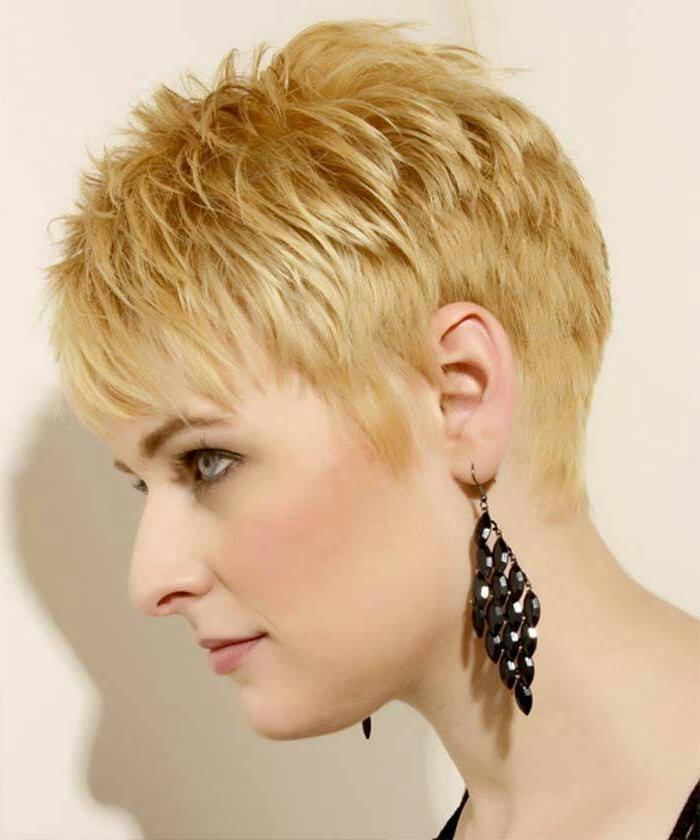 60 Trendiest Low Maintenance Short Haircuts You Would Love To Inside No Maintenance Short Haircuts (View 6 of 20)