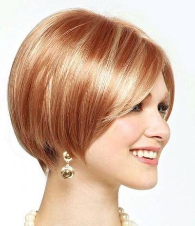 61 Best Hair Images On Pinterest | Hairstyles, Hair And Strands For Strawberry Blonde Short Haircuts (View 16 of 20)