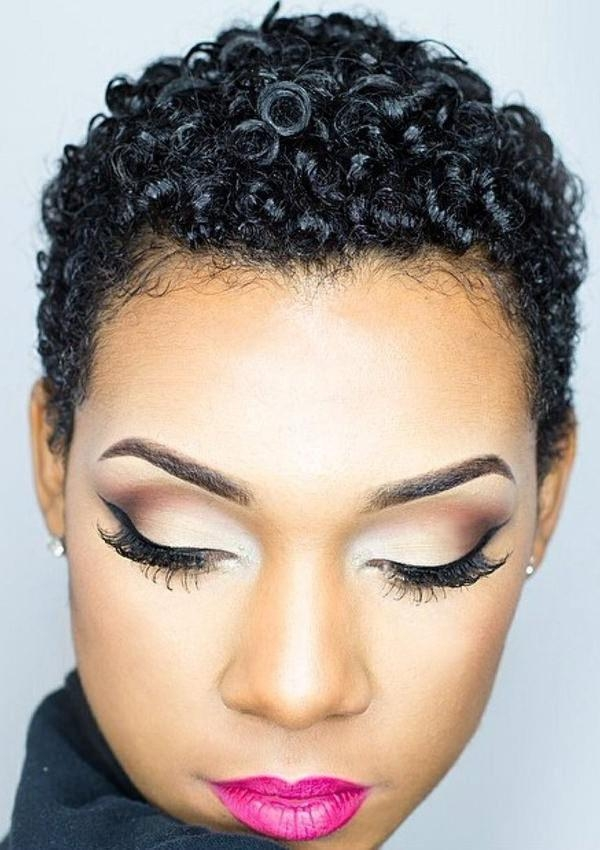 61 Short Hairstyles That Black Women Can Wear All Year Long With Super Short Hairstyles For Black Women (View 12 of 20)