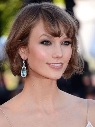 63 Best Pageboi Images On Pinterest | Hairstyles, Braids And Colors Inside Karlie Kloss Short Haircuts (View 2 of 20)