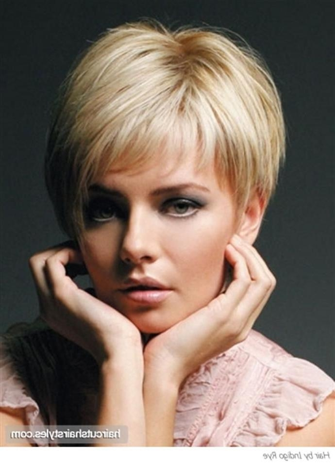 67 Best Short Low Maintenance Haircuts Images On Pinterest Pertaining To Short Hairstyles Cut Around The Ears (View 6 of 20)