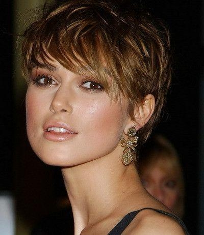 67 Best Short Low Maintenance Haircuts Images On Pinterest Within Low Maintenance Short Haircuts For Round Faces (View 12 of 20)