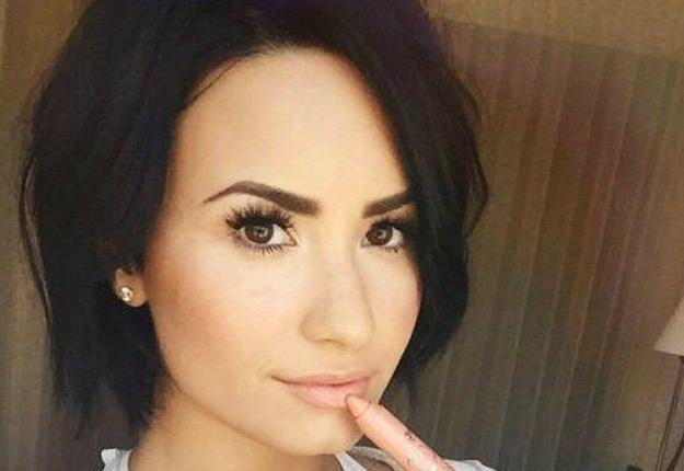 7 Times Demi Lovato Nailed Her Bob Haircut For Demi Lovato Short Hairstyles (Gallery 15 of 20)