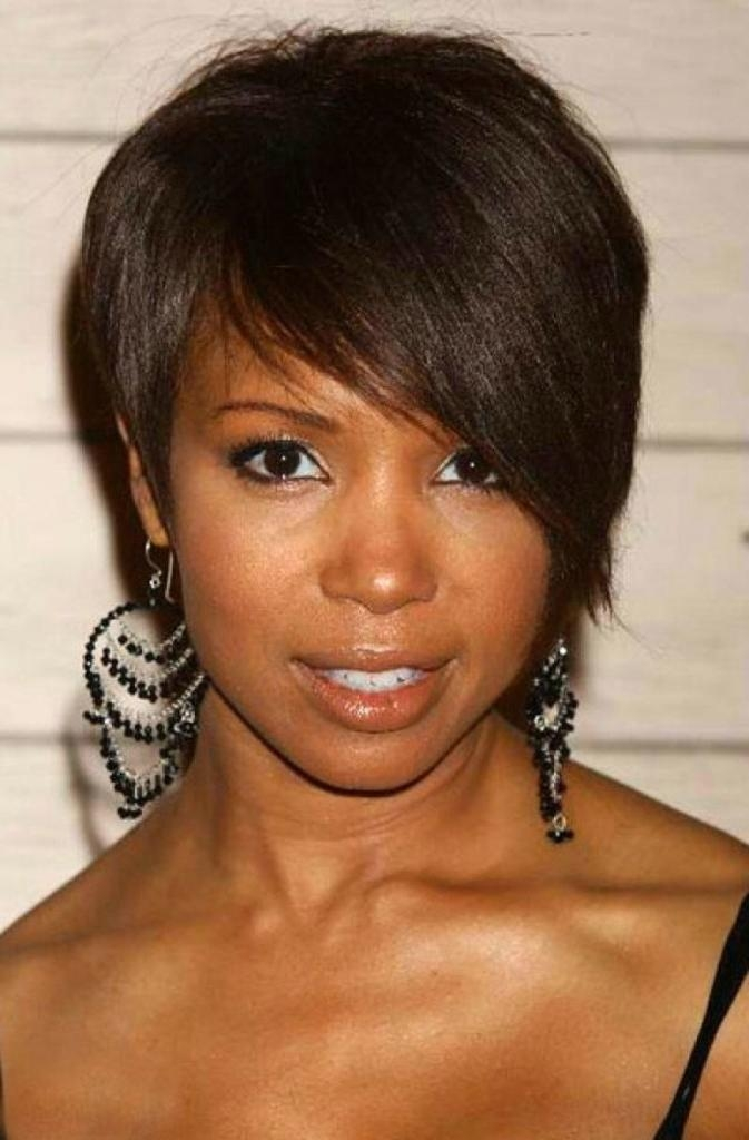 70 Best Short Hairstyles For Black Women With Thin Hair For Short Haircuts For Black Women With Fine Hair (View 5 of 20)