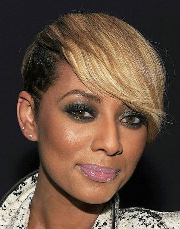 72 Short Hairstyles For Black Women With Images [2018 In Curly Black Short Hairstyles (Gallery 20 of 20)